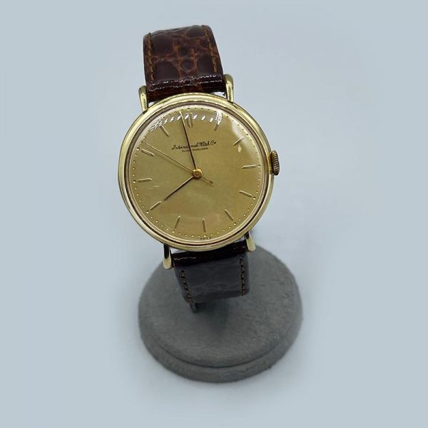 International Watch Company Men's vintage watch