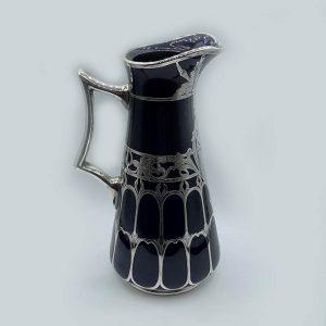 Porcelain pitcher by Lenox Art Nouveau