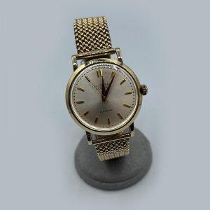 Universal Geneve vintage automatic men's watch Gold