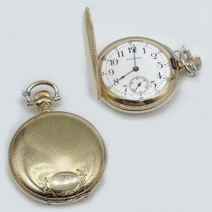 A Waltham Pocket Vintage Watch