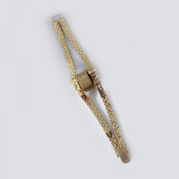 Covered Vintage Bracelet Watch
