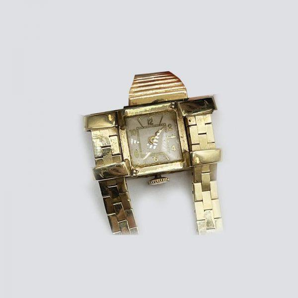 Covered Vintage Bracelet Watch2