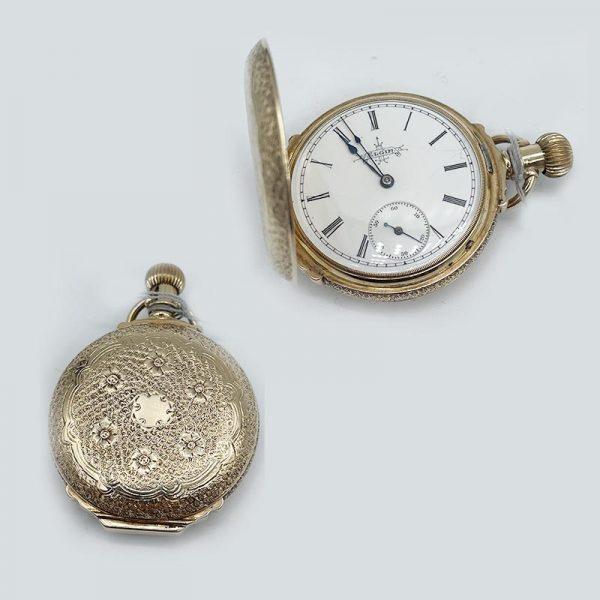 ELGIN Antique Pocket Watch Circa 1880