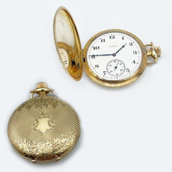 Antique Pocket Watch 1900