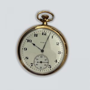 Elgin Men's Vintage Pocket Watch