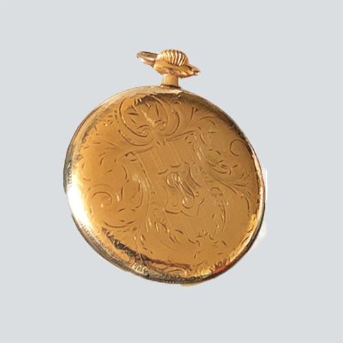Elgin Men's Vintage Pocket Watch2