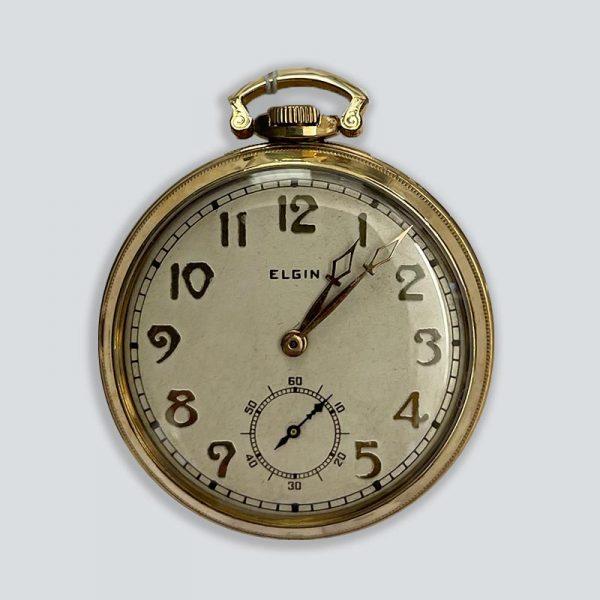 Elgin Vintage Men's Pocket Watch, 1930