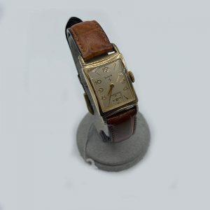 lgin Vintage Men's Wrist Watch 1950's