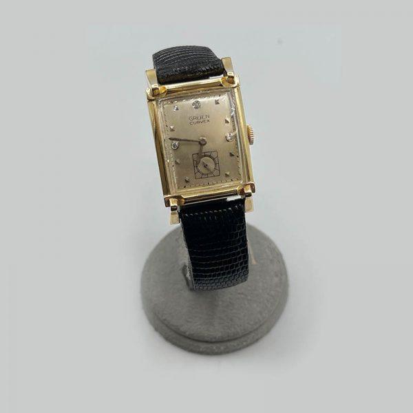 Gruen Men's Vintage Watch 1940's