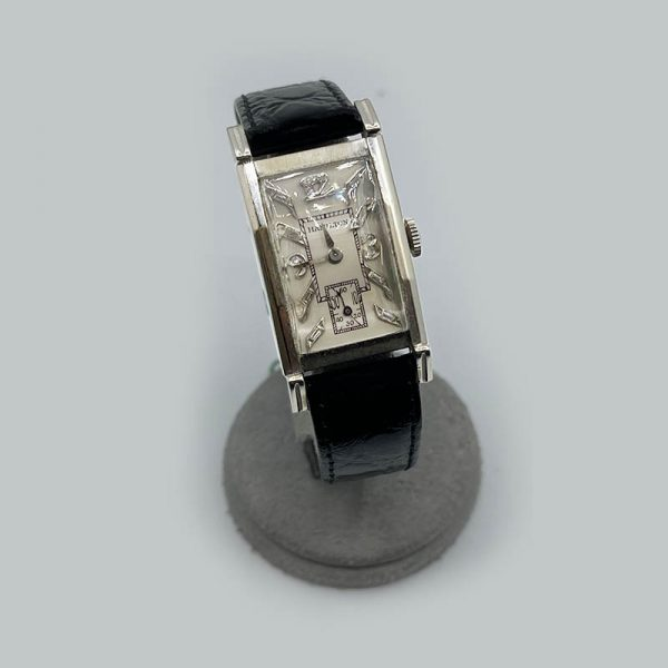 Hamilton vintage men's wrist watch