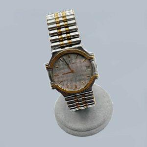 Jean-Lassale Quartz vintage men's wrist watch