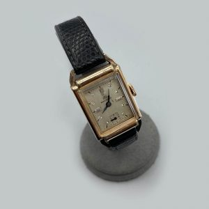 Wakmann Vintage Men's Wrist Watch late 1940's