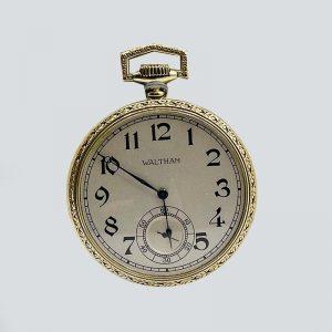 Waltham Antique Vest Pocket Watch- 1910