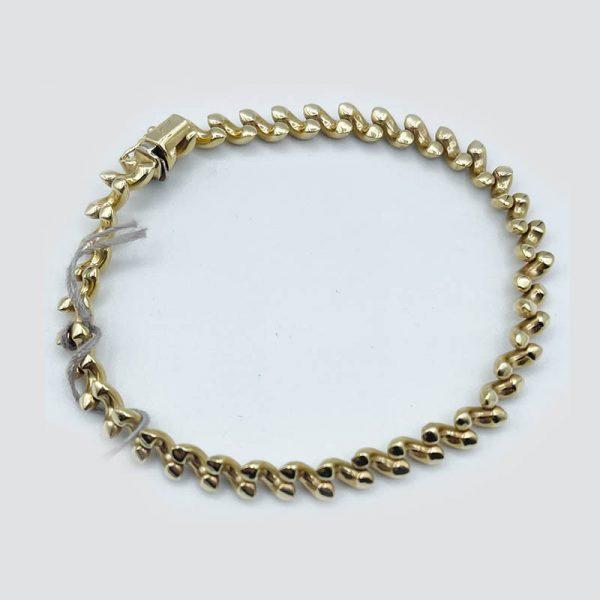 14k gold San Marcos Bracelet